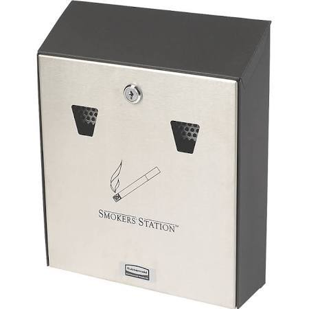Rubbermaid Smokers Station
