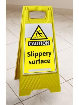 Slippery Surface Floor Stand