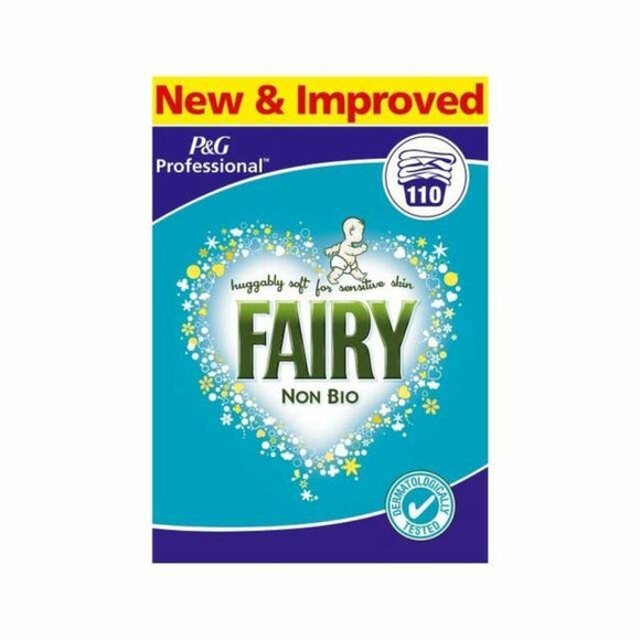 Fairy Non Bio Powder 110 Wash