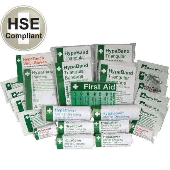 Refill For Standard First Aid Kit K20B