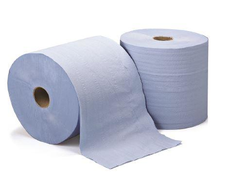 Leonardo 2 in 1 Multi Purpose Blue Roll