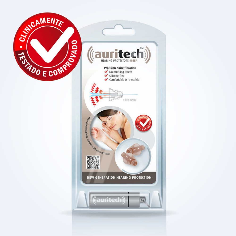 Protectores auriculares inteligentes Auritech