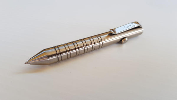 Mini Mig Pen (Stainless Steel)