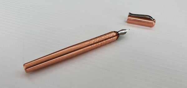 MIG BFP (Basic Fountain Pen) in Copper