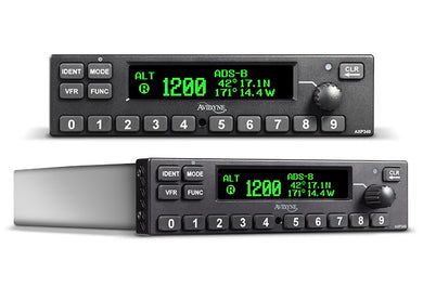 Avidyne AXP340 Mode S Transponder with ADS-B Out