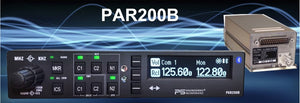 PS Engineering PAR200B Audio Panel/VHF Comm/Intercom/BlueTooth