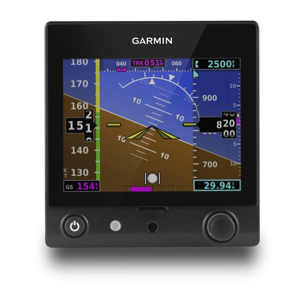 Garmin G5 Certified Electronic Flight Instrument