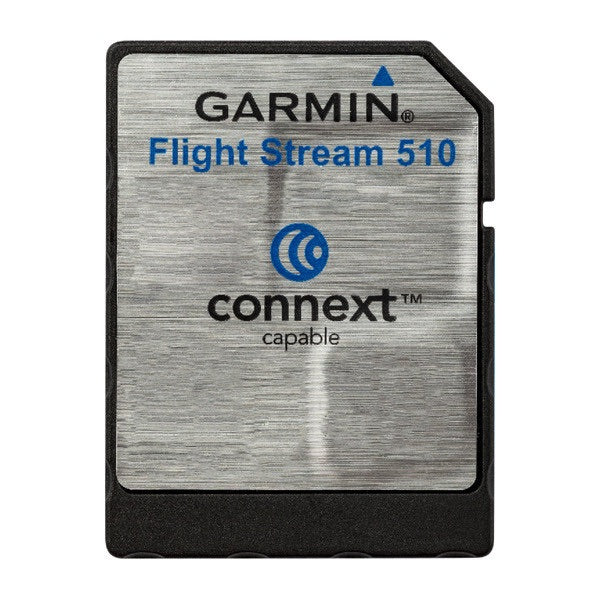 Garmin Flight Stream 510 WiFi Blue Tooth Data Card *Experimental Aircraft Info Required*
