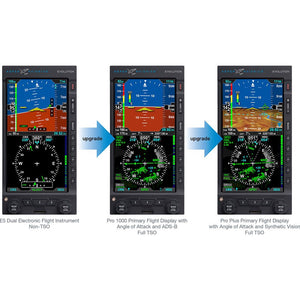 Aspen E5 Dual Electronic Flight Instrument