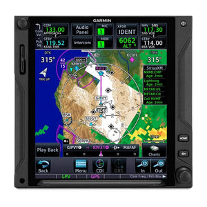 Garmin GTN750Xi SBAS/COM/NAV/GS with 4 ft Harness *Experimental Aircraft Info Required*