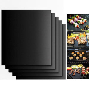 2pcs Reusable Non Stick Grill Mats