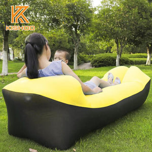 Inflatable Sleeping Bag/Couch