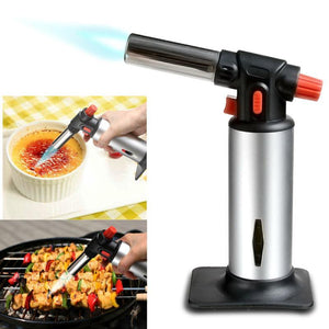 Cooking Torch Professional Culinary Butane Crme Brulee for Kitchen Baking