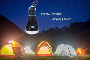 Camping LED Flashlight LanternBattery Powered Outdoor Gadget 2 Pack