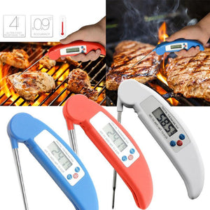 Meat Thermometer Probe Digital Grill Instant Read Food Cooking Grill Kitchen