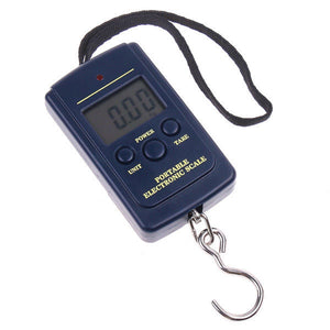 40kg 10g Electronic Hanging Fishing Luggage Pocket Digital Weight Scale