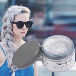 Natural Hair Color Wax