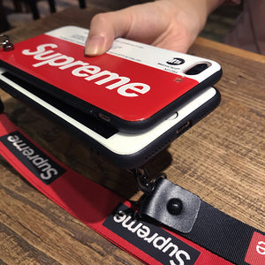 Supreme Phone Case for IPhone