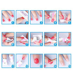 Gel Polish Remover 50 Pieces