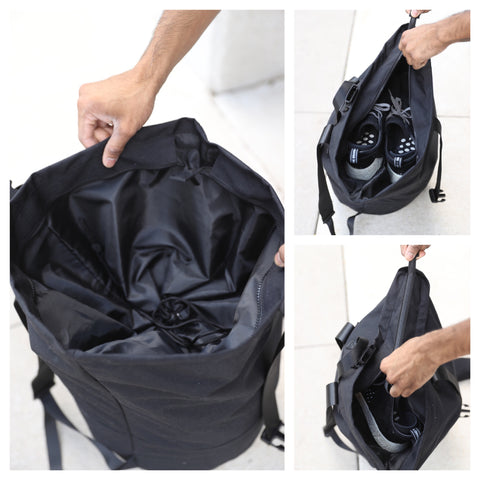 StramperBAG (WHITE & BLACK)