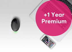Extend premium service with 1 year