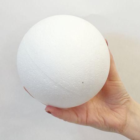 120 mm | 12cm | 4 inch polystyrene ball
