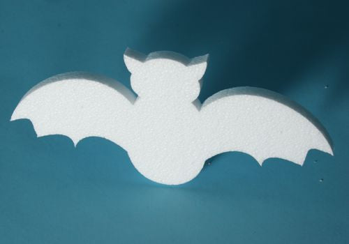 Polystyrene Bat - PACK OF 5