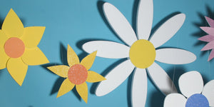 180mm Daisy Flower kit