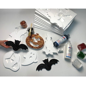 Poly Craft Halloween Kit : PCS-HW-002