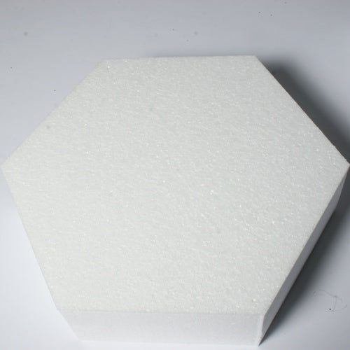 60mm polystyrene Hexagon