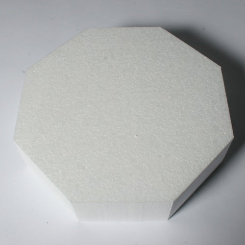 380mm polystyrene Octagon