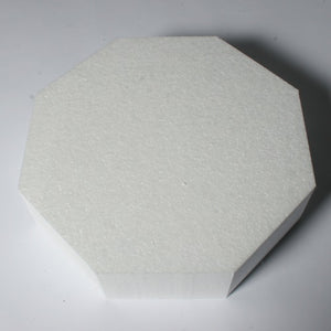 90mm polystyrene Octagon