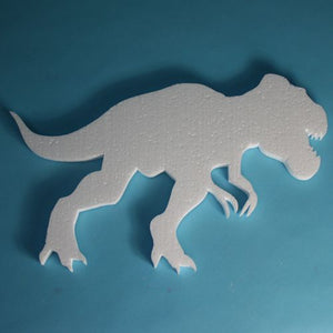 360mm long polystyrene T Rex