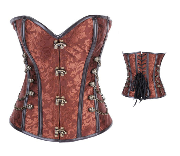 corsets steampunk