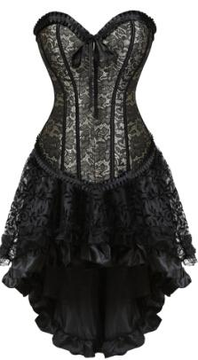 robe a bustier
