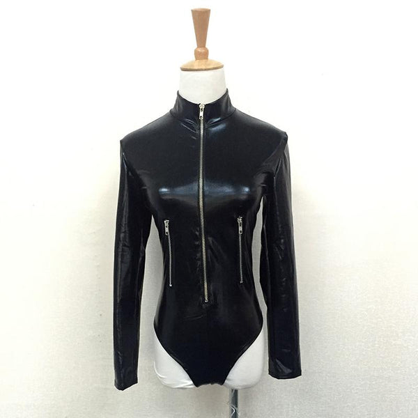 vêtements latex