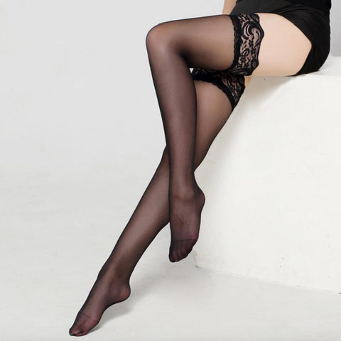 Bas Collants Noirs