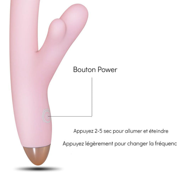 Vibromasseur Rabbit Point G