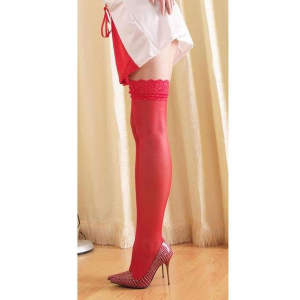 Collants Rouges