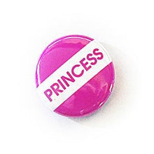 25Mm Retro School Style Button Badges Princess Immaculate Reflection Car Care