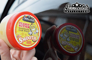 Glorious Gloss - Smooth Peanut Butter Wax - Immaculate Reflection Car Care