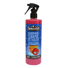 immaculate-reflection-ceramic-detalier-detail-spray-protection-shine-SiO2-carnauba-wax-reflectionist-car-valeting-detailing-fireball-space dust-silicon-dioxide