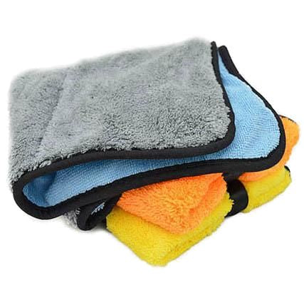 Plush Buffing/polishing Cloths Accessories