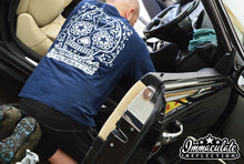 immaculate-reflection-car-care-valeting-detaling-yeovil-services-wash-wetvac-sugar-skull-tee-tshirt
