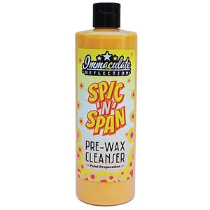 Spic 'n' Span Pre-Wax Cleanser Car Care Goodies