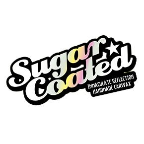 Sugar Coated Wax Sticker Stickers