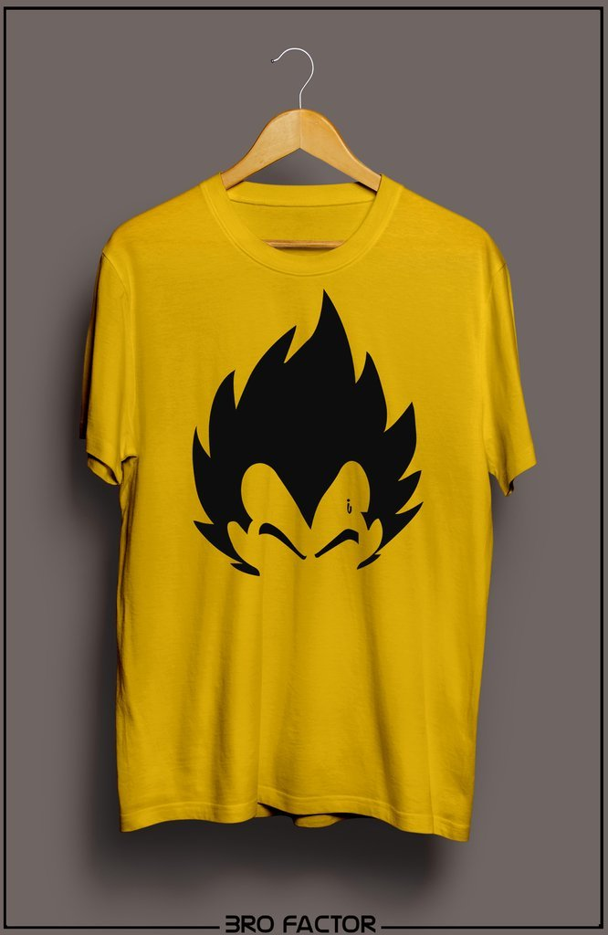 BroFactor Superhero Flames Graphic Printed T-Shirt