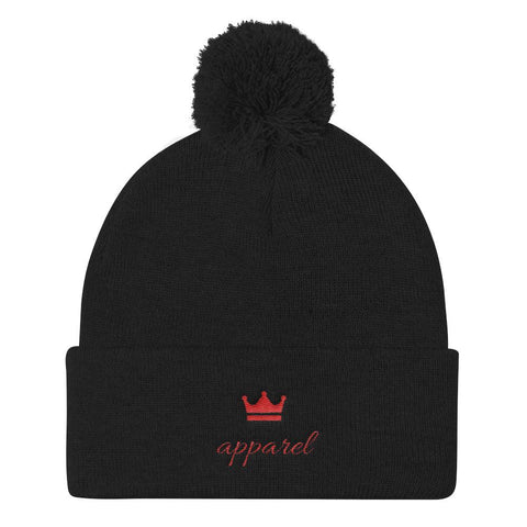 Royal Apparel - Pom-Pom Knit Beanie
