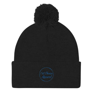 1'st Choice Apparel - Quality Beanie - Black - Professionally Designed