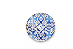 "Athens 6.5"" Bread Plates 4pc Set"